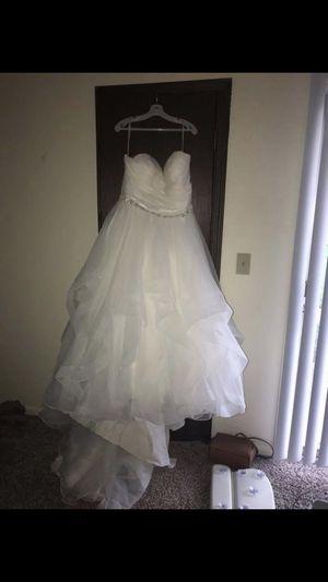 Size 20 mori lee wedding dress for Sale in Wichita, KS