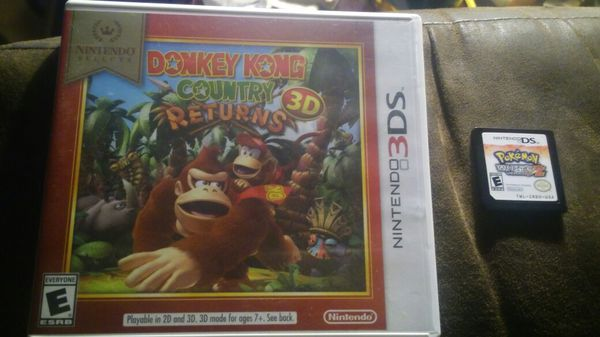 ds donkey kong game