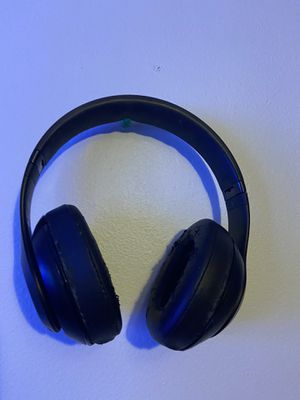 Beat Studio Wireless black with case for Sale in Norcross, GA