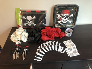 Pirate Party Supplies for Sale in Burien, WA