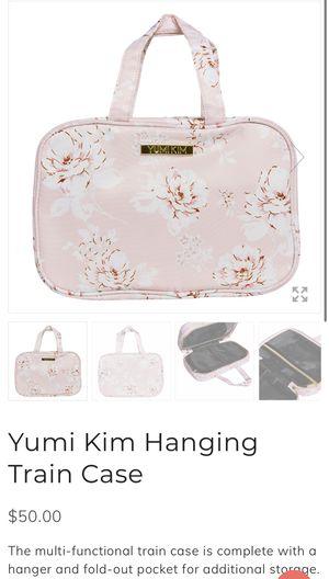 Yumi Kim makeup bag new in bag FabFitFun for Sale in Gardendale, TX