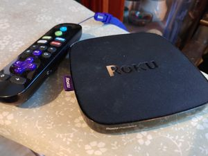Roku Premier Plus with Remote Control for Sale in Compton, CA