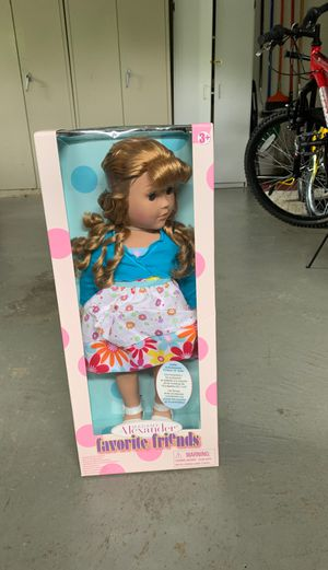 Madame Alexander Doll for Sale in East Hanover, NJ