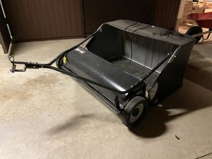 """AgriFab 42"""" lawn sweeper for Sale in Peoria, AZ"""