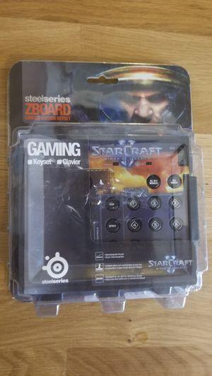 Steelseries ZBoard Gaming Keyboard for Sale in Washington, DC