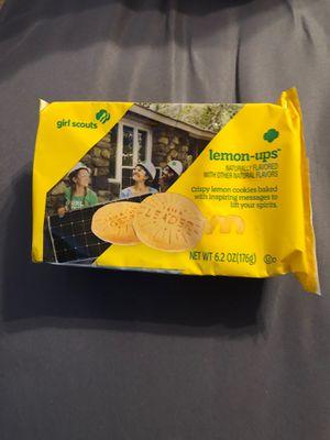Lemon Ups! Girl Scout Cookies! Yummy! for Sale in Murfreesboro, TN