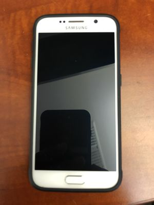 Samsung Galaxy S6 With Protector for Sale in West Jordan, UT