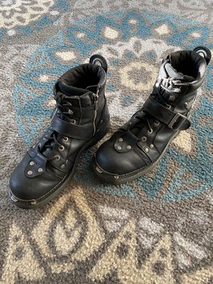 Harley boots for Sale in Combined Locks, WI