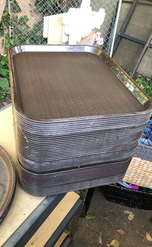 Restaurant serving trays for Sale in Lakewood, CA