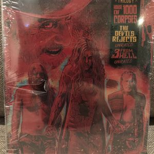 ROB ZOMBIE TRILOGY Steelbook (Blu-ray + Digital) for Sale in La Habra, CA