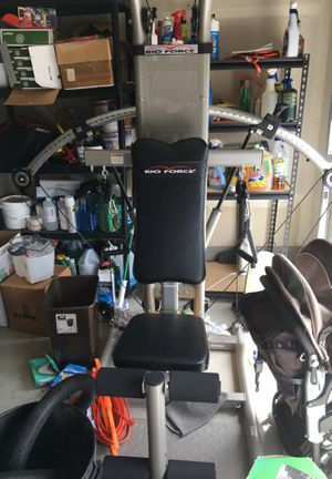 Bio force exercise machine for Sale in Vancouver, WA