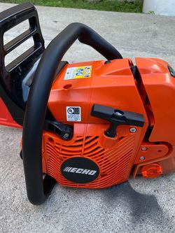 Echo Chainsaw Cs-590 Bring $360 And Take It for Sale in Los Angeles,  CA