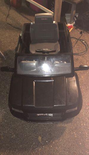 6V GMC Sierra ride on vehicle for Sale in Mt. Juliet, TN