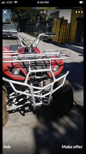 I have a running 250cc Bike just need the money for Sale in Los Angeles, CA