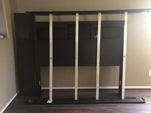 Queen bed frame for Sale in San Tan Valley, AZ