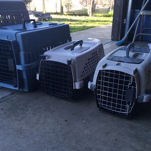 dog cages for sale for Sale in Fresno, CA
