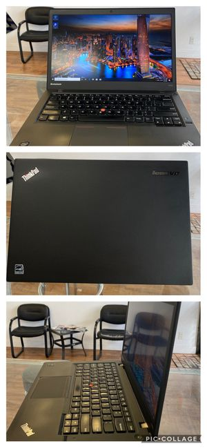"Like new Lenovo ThinkPad 14"" touch screen. i5, 8gb RAM, 512gb SSD+16gb Sandisk SSD. Windows 10 Pro for Sale in Oakland Park, FL"