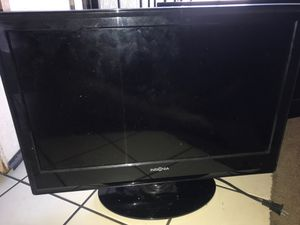 24 Inch LCD TV W/ Remote for Sale in Rialto, CA