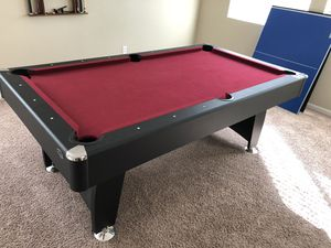 Pool table for Sale in Olivehurst, CA