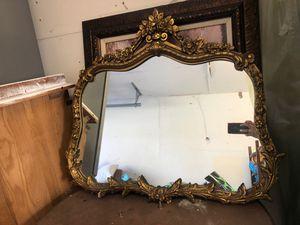Antique mirror for Sale in Hurst, TX
