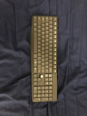 Logitech wireless keyboard for Sale in Boise, ID