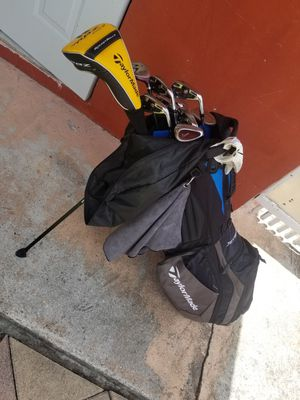 Golf Clubs & bag for Sale in Miami, FL
