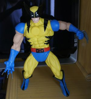 1995 15 inches tall electronic talking wolverine for Sale in Glendora, CA