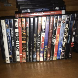 47 dvds for Sale in Montclair, CA