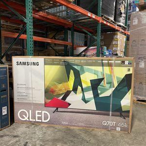 "SAMSUNG 65"" Q70T QLED 4K UHD Smart Tv. NEW in Box for Sale in Miami, FL"