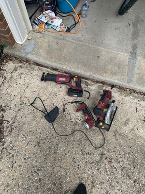 Package deal of power tools for Sale in Springfield, VA