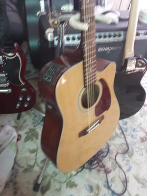 Acoustic Electric cutaway Ibanez for Sale in Perris, CA