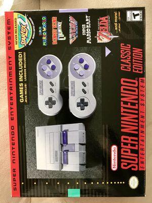 Super Nintendo (SNES) Classic for Sale in Dunwoody, GA