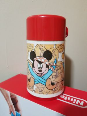 Retro disney thermos for Sale in Evans City, PA