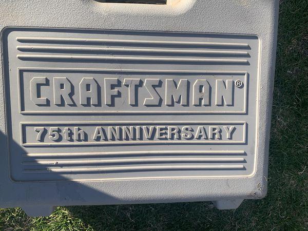 Craftsman 3 peace set