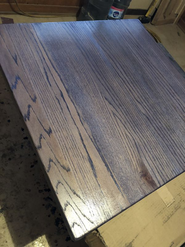Solid wood restaurant tables, oak tables, solid wood