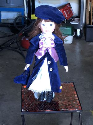 5 porcelain antique dolls for Sale in Puyallup, WA