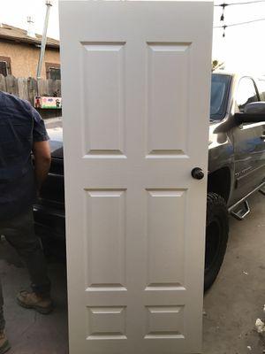 White door for Sale in Bell Gardens, CA