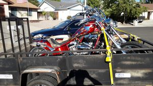 Package Deal truck, trailer, two bikes. for Sale in Hemet, CA