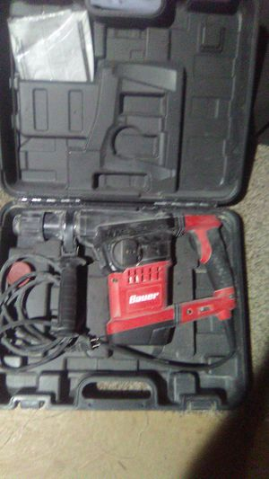 Bauer Rotary Hammer Drill for Sale in Beaumont, TX