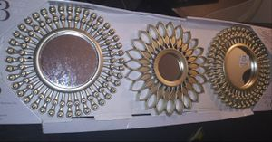3 decorative mirrors for Sale in Manchester, MO