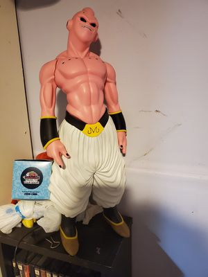 Giant 48cm Super Buu figure statue for Sale in Los Angeles, CA