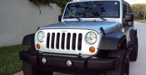 Firm.Price $18OO Jeep Wrangler '07 Urgent Selling!!! for Sale in Buffalo, NY
