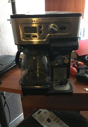 Hamilton Beach coffee maker for Sale in Temple Terrace, FL