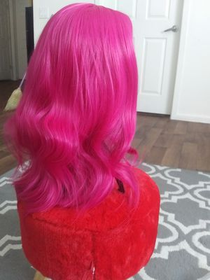 Pink cosplay wig for Sale in Phoenix, AZ