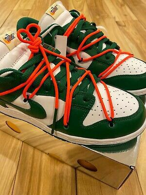 NIKE OFF WHITE DUNK PINE GREEN for Sale in Virginia Beach, VA