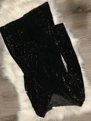 Bodycon black sequin for Sale in Fresno, CA