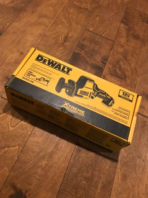 DeWalt One-Handed Reciprocating Saw (Tool Only) for Sale in Concord, CA