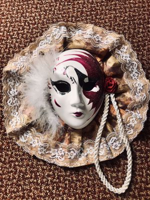 Vintage Mask for Sale in Raleigh, NC