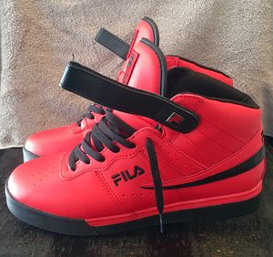 F I L A. red & Black size 9 for Sale in Las Vegas, NV