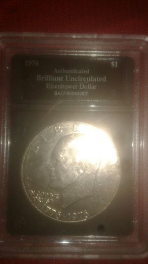 Uncirculated eisenhower1776-1976 for Sale in Birch River, WV